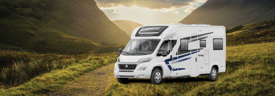 Explorer Motorhome – Escape 4 Berth – Rex