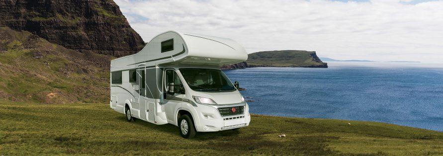 Premium Luxury Motorhome – Autoroller 6 Berth – Alan
