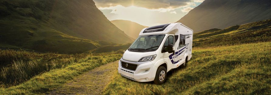 Explorer Motorhome – Escape 2 Berth – Bella
