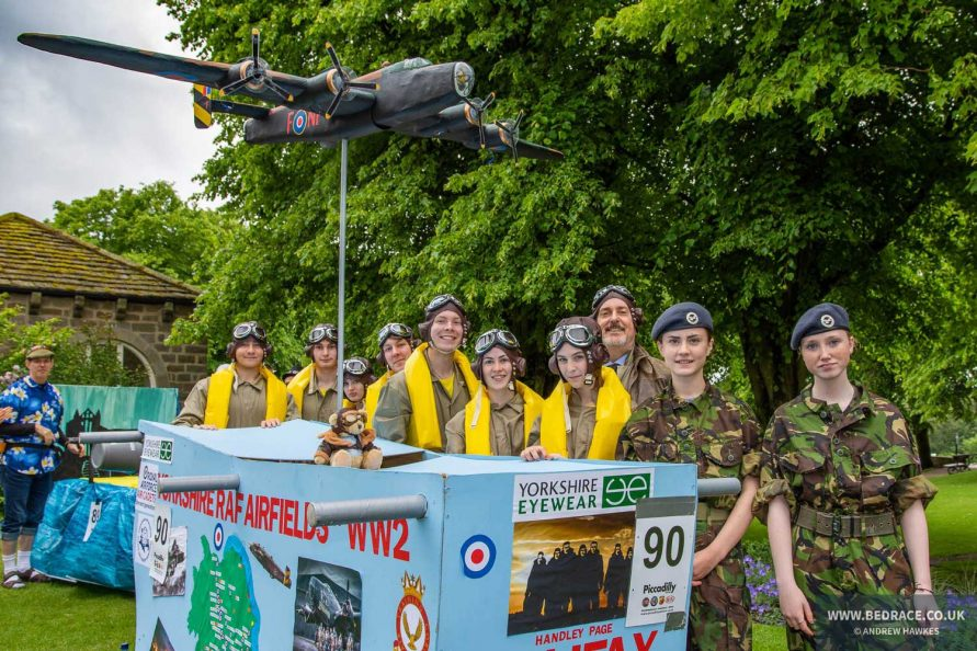 The Great Knaresborough Bed Race ​